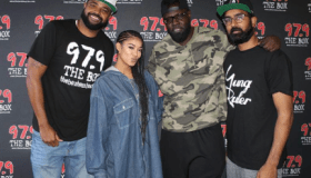 Mila J and the Madd Hatta Morning Show